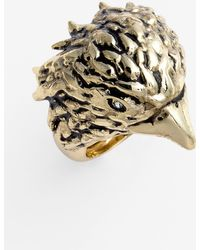Ariella Collection Critters Ring gold - Lyst