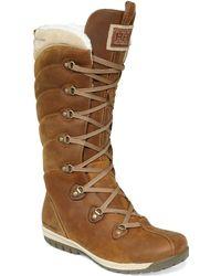 Helly Hansen Hellly Hansen Boots Skuld 3 Fauxfur Boots - Brown