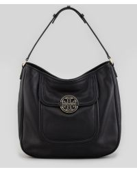 Tory Burch Amanda Slouchy Hobo Bag - Lyst