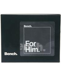 Bench Scarf Glove Hat Gift Set - Black