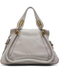 Chloé Medium Paraty Shoulder Bag - Lyst