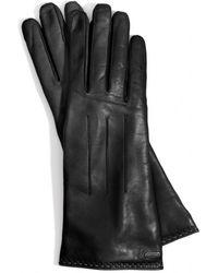 COACH - Basic Glove - Lyst