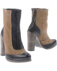 Ksubi Ankle Boots - Lyst