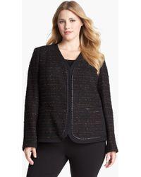 Lafayette 148 New York Shakira Flamenco Tweed Jacket - Lyst