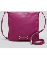 Marc By Marc Jacobs Envelope Bag Too Hot To Handle Sia - Purple