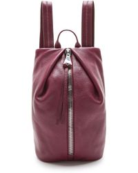 One By Tamitha Backpack - Purple