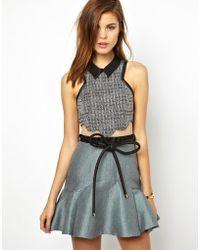 Three Floor Little Beauty Dress - Black