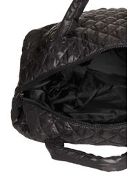 TOPSHOP - Quilted Luggage - Lyst