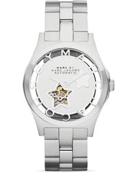 Marc By Marc Jacobs Limited Edition Skeleton Watch 43mm - Lyst