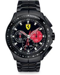 Scuderia Ferrari Race Day Chronograph Watch - Red