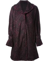 Wunderkind Single Breasted Coat - Lyst