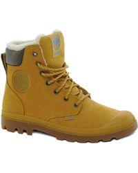 Creative Recreation - Palladium Waterproof Shearling Boots - Lyst