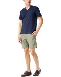 Etiquette - Classic V Neck Tshirt - Lyst