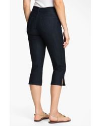 Not Your Daughter's Jeans Nydj Nanette Crop Stretch Jeans - Lyst