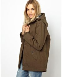 Parka london perry