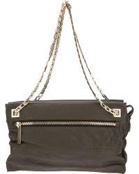 Victoria Beckham Chain Shoulder Bag - Lyst