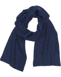 Vince - Cashmere Ribbed Scarf - Lyst