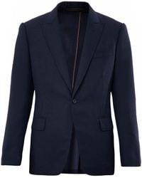 Rake | Travel Cloth Tailored Jacket | Lyst