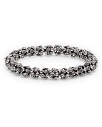 Club Monaco Lisa Stretch Bracelet - Metallic