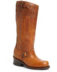 Frye | Americana Engineer Boot | Lyst