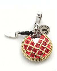 Juicy Couture - Limited Edition Cherry Pie Charm - Lyst