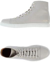 Marc Jacobs Hightop Sneaker - Lyst
