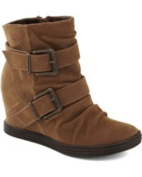 ModCloth | Cookie Cafe Bootie | Lyst