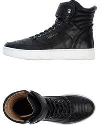 Alexander McQueen X Puma Hightop Sneaker - Black