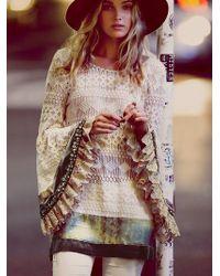 Gypsy Junkies Embellished Mimi Tunic - White