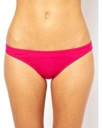Vans - Asos Mix and Match Hipster Bikini Pant - Lyst