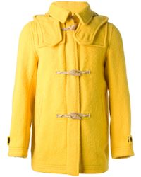 Harnold Brook - Hooded Coat - Lyst