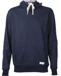 Saturdays NYC Ditch Pullover - Blue