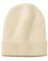 Uniqlo Cashmere Knitted Cap - Lyst
