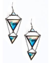 Cheap Monday - Dreamy Earrings - Lyst