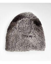 Tory Burch - Oversized Hood - Lyst