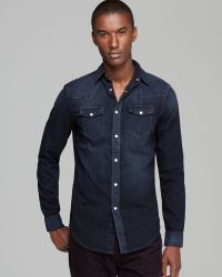 BLK DNM | Jeans Sport Shirt Slim Fit | Lyst