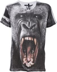 Sons Of Heroes Gorilla Graphic Tshirt - Lyst