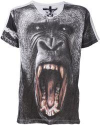Sons Of Heroes Gorilla Graphic Tshirt multicolor - Lyst