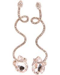 Luxury Fashion Drop Earrings - Lyst