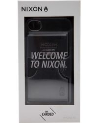 Nixon Carded Iphone 4s Case - Lyst