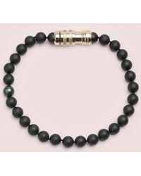 Proenza Schouler Pearl Necklace - Black