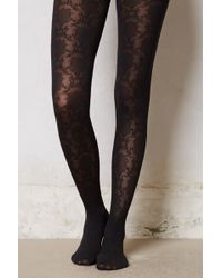 Eloise - Smoky Tapestry Tights - Lyst