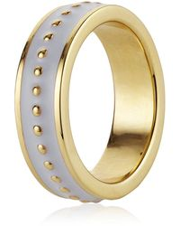 Astley Clarke Moonlight Beaded Ring - Lyst
