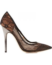 BCBGMAXAZRIA - Opia Lace Court Shoes - Lyst