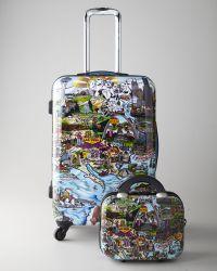 Heys Fazzino World 30t Spinner - Multicolour