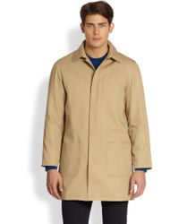 A.P.C. Mason Mac Coat - Natural