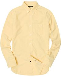 French Connection Supersoft Oxford Shirt - Lyst