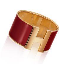 Hermès Clic H - Lyst