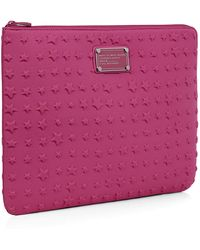 Marc By Marc Jacobs - Reluctant Stars Laptop Case 13 Inch - Lyst