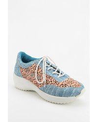 Urban Outfitters - Jeffrey Campbell Kastor Platform Sneaker - Lyst